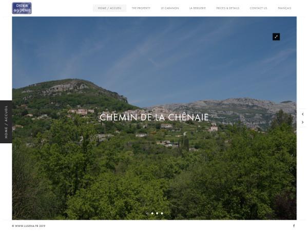 Chemin Chenaie